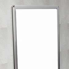 「LEDラクライト」を壁面に固定する アイキャッチ画像