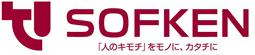 株式会社ソフケン ロゴタイプ