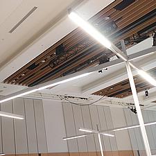 LED照明器具の一部としてデザイン設計されたセットです。