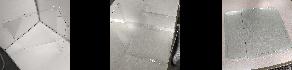 飛沫防止シート簡易仕切りタイプ