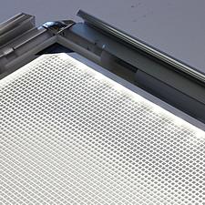 ソフケンフレームの基本的な使い方 ─ 「LEDパネル ラクライト」編 アイキャッチ画像