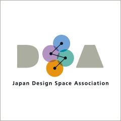 日本空間デザイン協会のロゴ