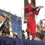 ソフケンとバイオリン忍者 幽兵様 アイキャッチ画像