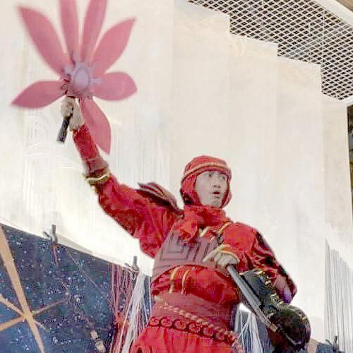 ヴァイオリン忍者 幽兵様 JapanExpoにて(3)