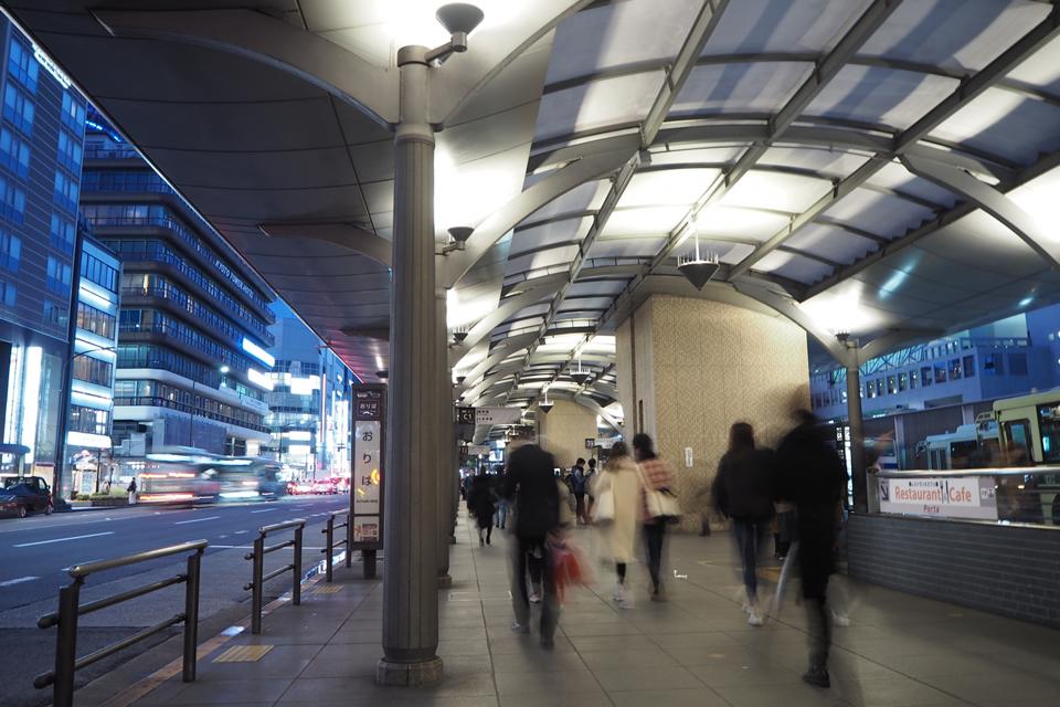 都心の通勤イメージ写真