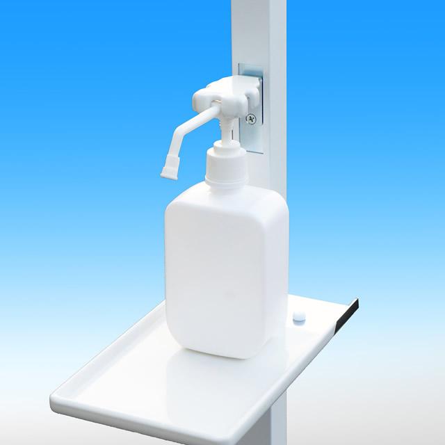 ボトルの高さは17~27センチまで対応可能です。