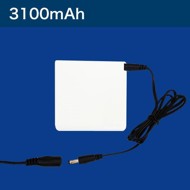 3100mAh 製品イメージ画像
