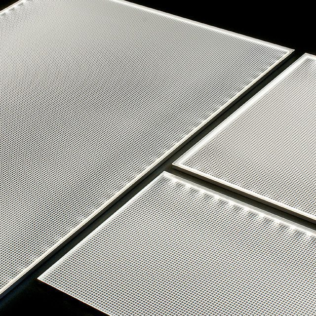 LEDパネル 導光板 イメージ画像(2)