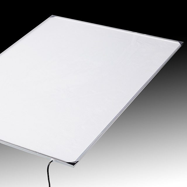 LEDパネル 導光板 イメージ画像(3)